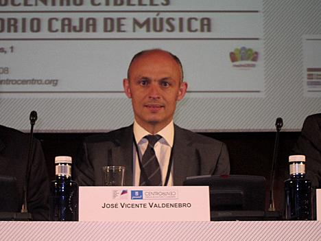José Viciente Valdenebro, Gerente Municipal del Ayuntamiento de Pamplona