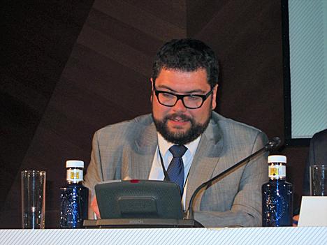 Arturo Ortigosa, Director Técnico de Innovación Fundación InnDEA de Valencia