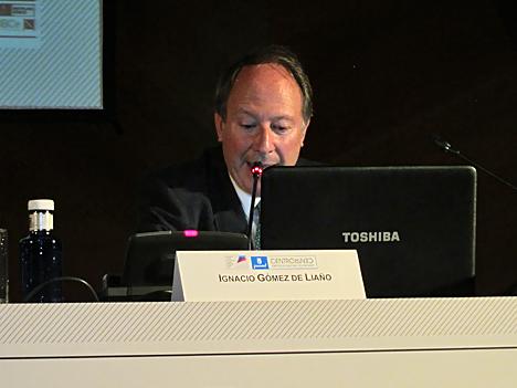 Ignacio Gómez de Liaño, filósofo y escritor.