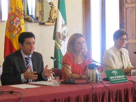 Presentación de las ayudas de la Agencia Andaluza de la Energía en Almería.