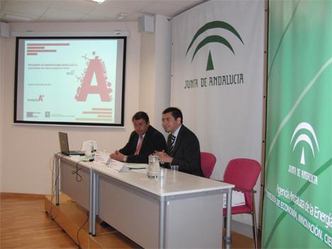 Presentación de las ayudas en Huelva