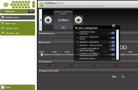 Aplicación para los usuarios del proyecto S3Road