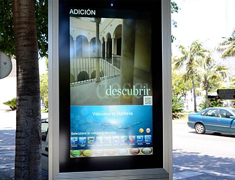 Aplicación para turismo en Marbella