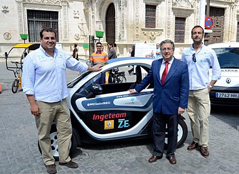 Mi Ciudad Inteligente en Sevilla