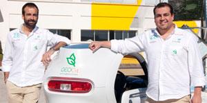 Pablo Rodríguez y Eduardo Bustillo