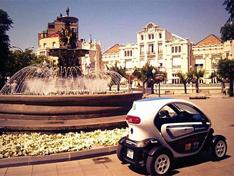 """El proyecto """"Mi Ciudad Inteligente"""" en Huesca"""