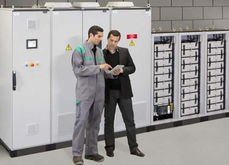 Sistema de almacenamiento de energía