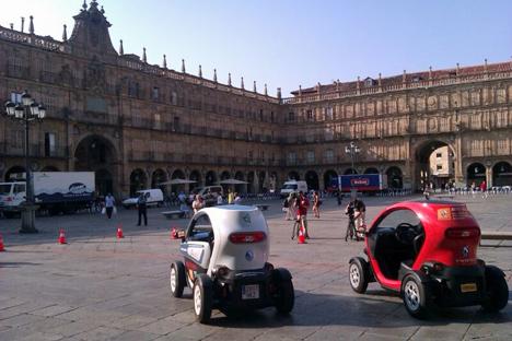 Mi Ciudad Inteligente en Salamanca