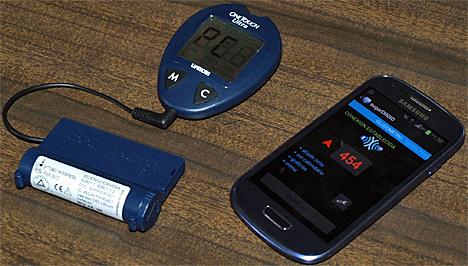 Dispositivo sugarDROID