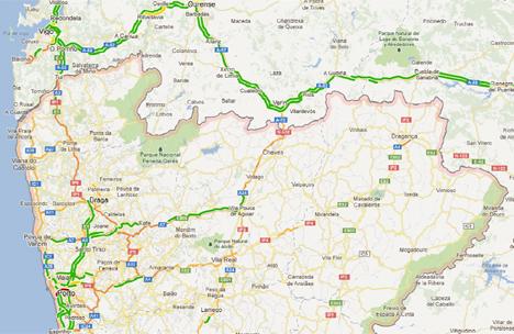 Mapa del proyecto MOBI2GRID