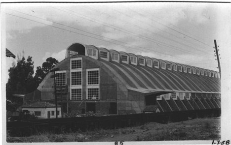 Antiguo edificio Embarcadero