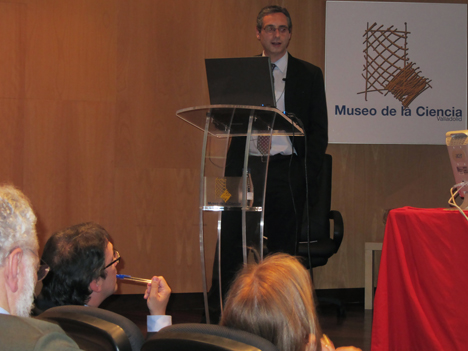 Jose Antonio Ferrer, de Ciemat