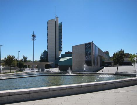 Museo de la Ciencia de Valladolild.