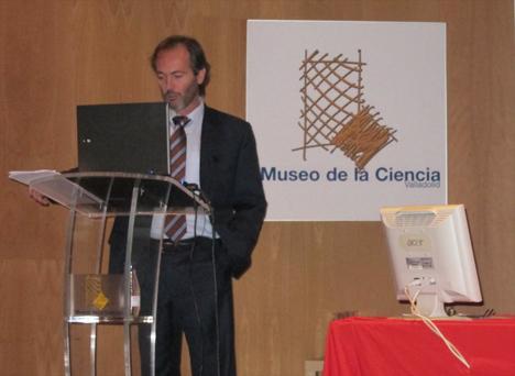 Jaime Briales, de la Agencia de la Energía del Ayuntamiento de Málaga