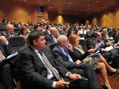 Público asistente al 3er Foro PTEC