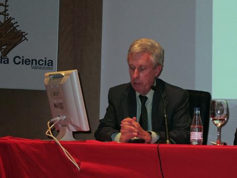 José Miguel Fernández, de la Universidad Politécnica de Madrid.