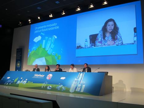 Tercera sesión sobre Ciudades más Sostenibles e Inteligentes en la Green Standard Week de la ITU y Telefónica.