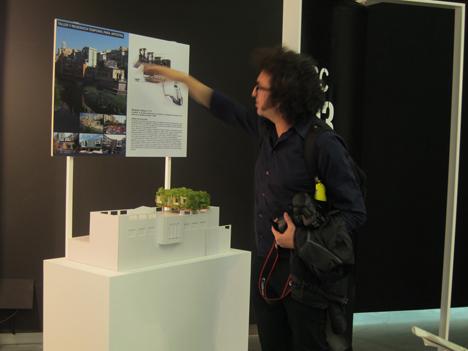 "Diego Andújar presenta ""Recetas Urbanas""."