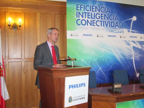 Santiago Erice, Director Técnico de Philips Alumbrado