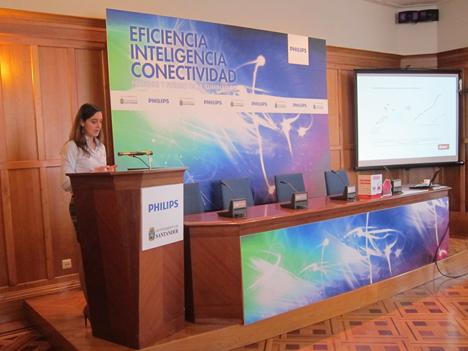 Carmen Olier, Responsable de Proyectos Especiales de EON en España