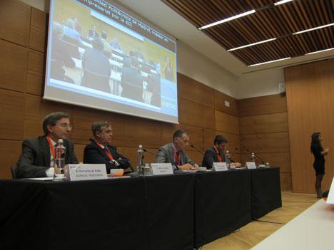 Mesa sobre Administración Electrónica en el IV Congreso de Tecnologías de la Accesibilidad