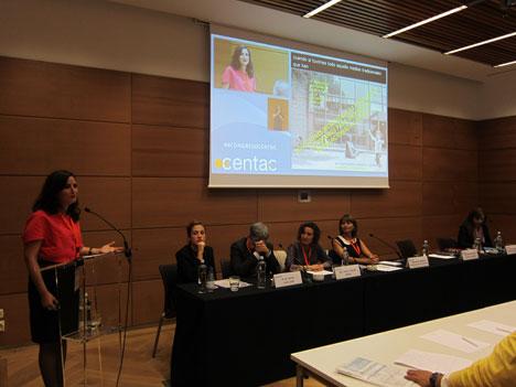 Mesa sobre turismo accesible en el IV Congreso de Tecnologías de la Accesibilidad