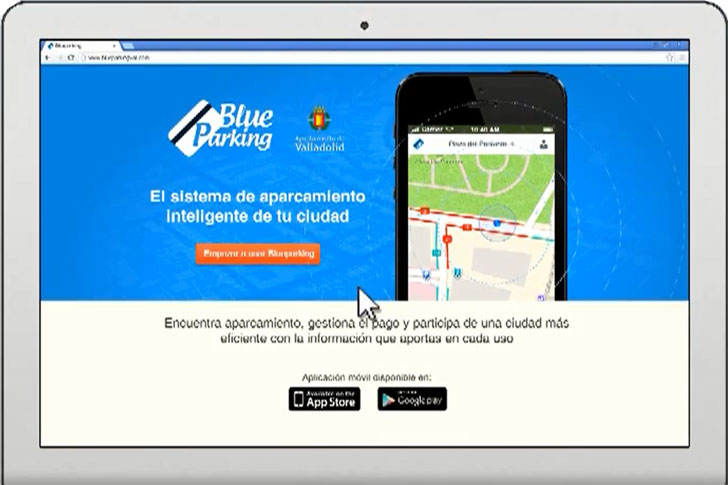valladolid-blue-parking