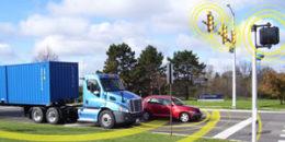 Vehículos conectados para aumentar la seguridad vial