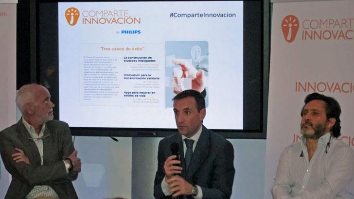 Comparte Innovación Teixeira