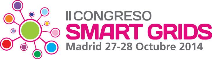 Logo II Congreso Smart Grids