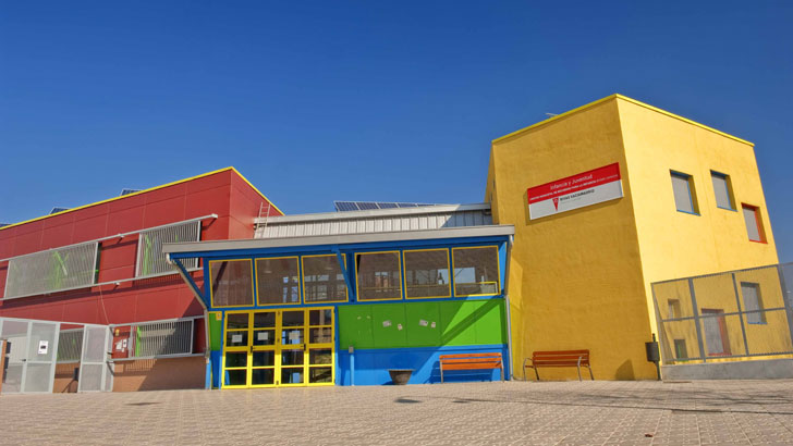 Centro público Rivas