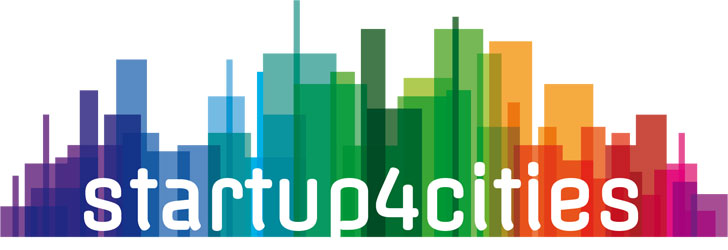 Logo startup4cities