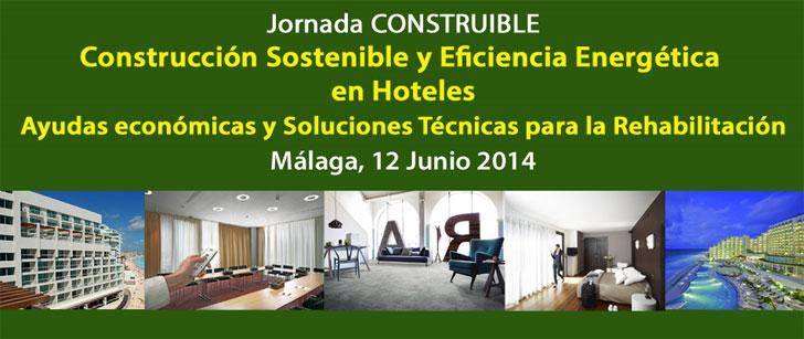 Jornada CONSTRUIBLE Málaga