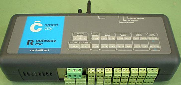 Gateway Coruña Smart City
