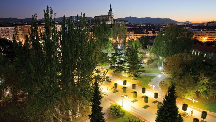 Alumbrado Vitoria Smart Green City