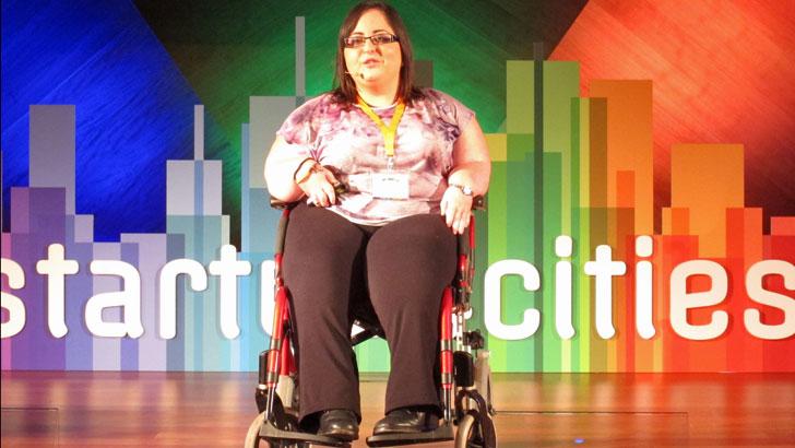 Presentación proyecto Disablepark