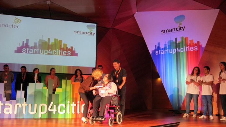 Ganadora Disabledpark
