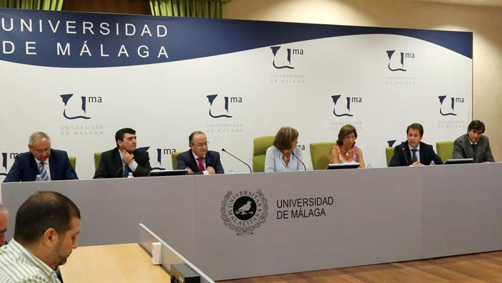 Indra y Universidad de Málaga