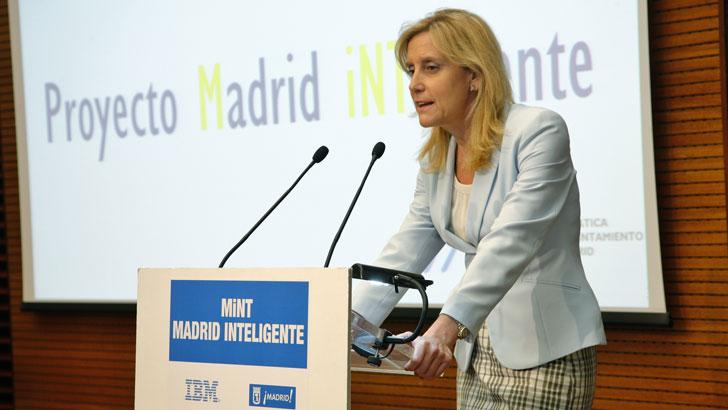 Marta Martínes, IBM