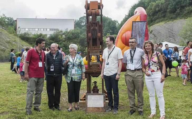 Celebración del centenario de la fábrica Niessen de ABB