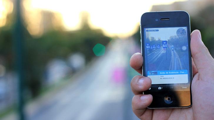 Aplicación móvil de Málaga