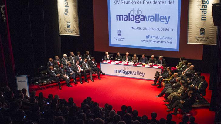 Reunión Málaga Valley