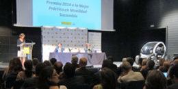 Entrega de los II Premios a la Mejor Práctica en Movilidad Sostenible