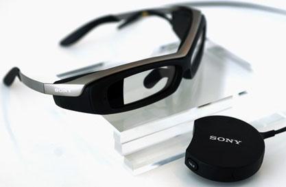 Smartglass de Sony