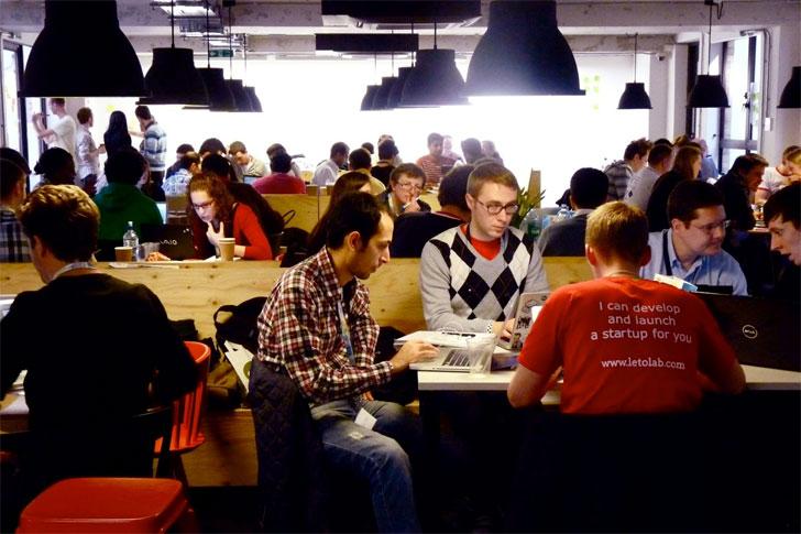 Campus Google en Londres