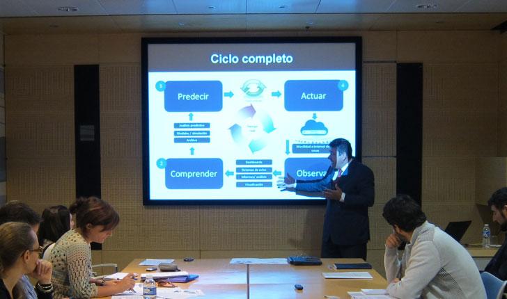 Antonio Pires, Smarter Cities de IBM España
