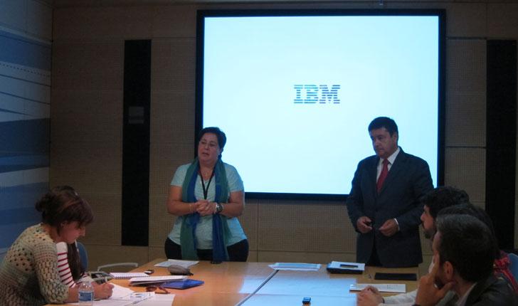 Presentación de la estrategia Smarter Cities de IBM