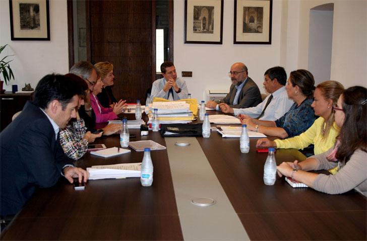 Junta Local del Ayuntamiento de Toledo