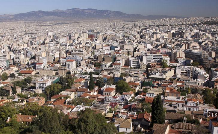 Atenas, finalista de Mayors Challenge