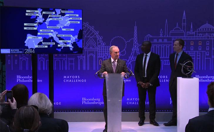Mayors Callenge 2014 Europa